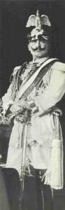 German Kaiser Wilhelm II