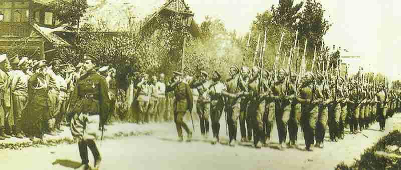 Russian mobilization 1914