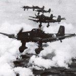 Stukas over Poland