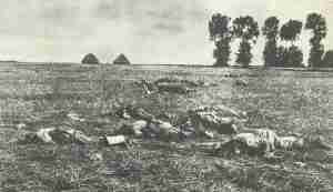 Killed Russians in the Battle of Masurian Lakes