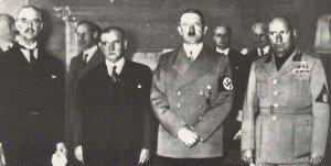 Munich conference, September 29, 1938