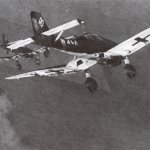 Stuka Squadrons played an increasing role of a 'flying fire brigade'