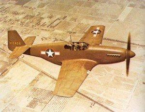 P-51 B Mustang