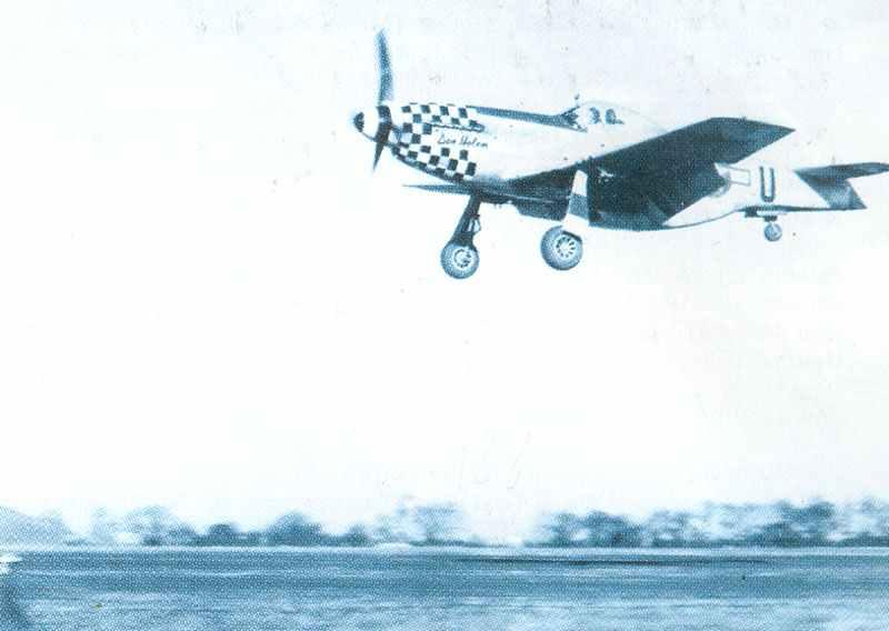 teardrop-canopy P-51 D
