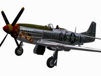 P-51D_Mustang