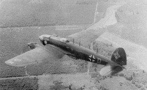 He 111 H-2 pathfinder aircraft