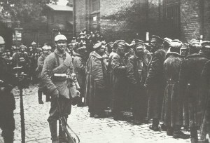Russian PoWs from Lodz