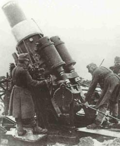 Skoda 30.5cm howitzer