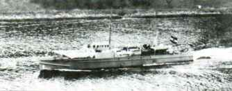 S1, the prototype S-boat