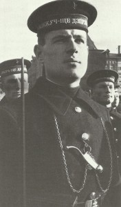 Cadets of Russian Naval School
