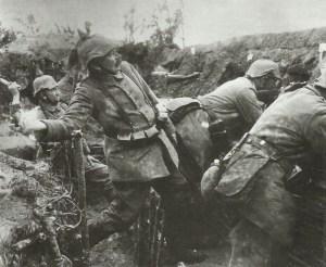 early german grenades
