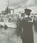 British minesweepers