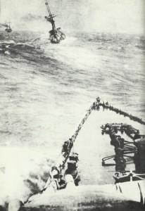 Spee off Cape Horn