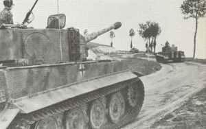 Tiger tanks of LAH