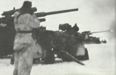 88-mm AA guns in anti-tank combat