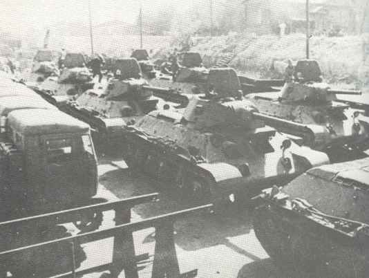 T-34 Models 1941 and 1942