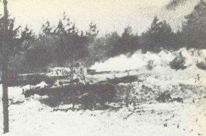 OT-130 flame-thrower tank
