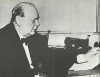Churchill as First Sea Lord