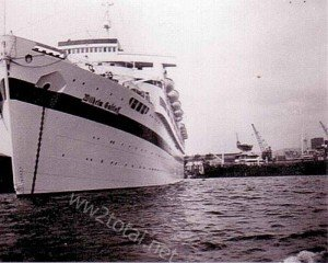 liner Wilhelm Gustloff in Oslo