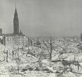destroyed Warsaw
