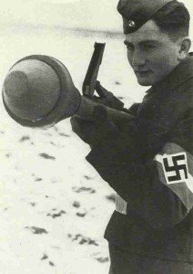military training camp of the Air Force Hitler Youth