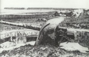 German 105mm Schnellladekanone (Fast Charge cannon) L/45