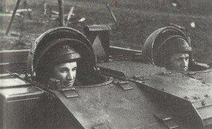 Renault chenillette d'Infanterie Type UE