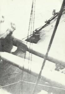 Battleship fires at Dardanelles