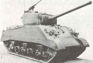 Standard M4A2(76mm) Sherman