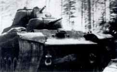 T-100 'Sotka' heavy tank