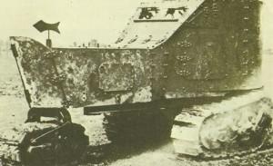 armored tractor Killen-Strait