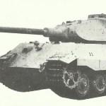 Side view PzKpfw VI Ausf B