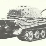 PzKpfw VI Ausf B prototype