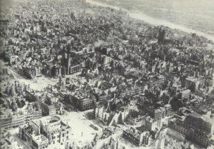 destroyed Magdeburg