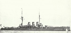 Russian cruiser Rurik