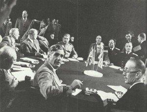 Participants Yalta Conference