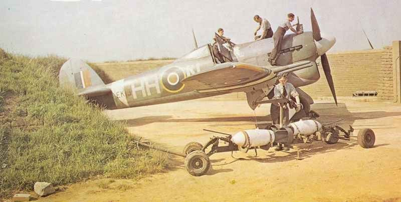 earlier Mk 1B Typhoons