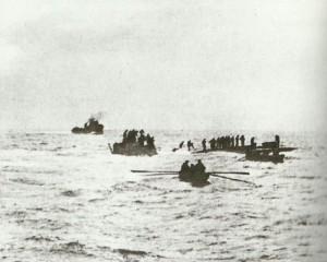 U-8 sunk