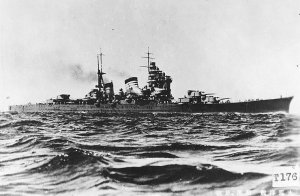 Cruiser Haguro