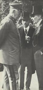 Reichs Chancellor von Bethman Hollweg