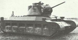 A12E1 pilot model