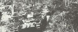 Australian Army Matilda IVs