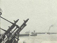 Transports in Channel ports for invasion of England