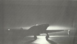 Hurricane as night fighter