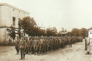 Russian PoWs in Austria