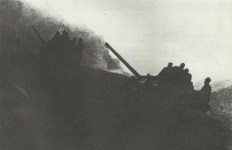 Tanks of the Russian 6th Guards Tank Army