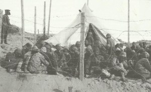 party of Turkish prisoners