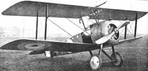Sopwith Camel type Ship P