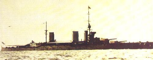 Battlecruiser Lion.
