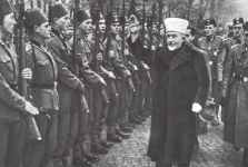 Mufti of Jerusalem Mohammed Hadschi Amin Al Husseini
